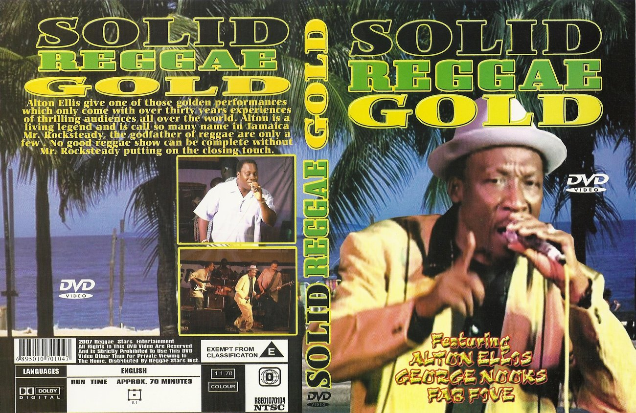 Solid Reggae Gold